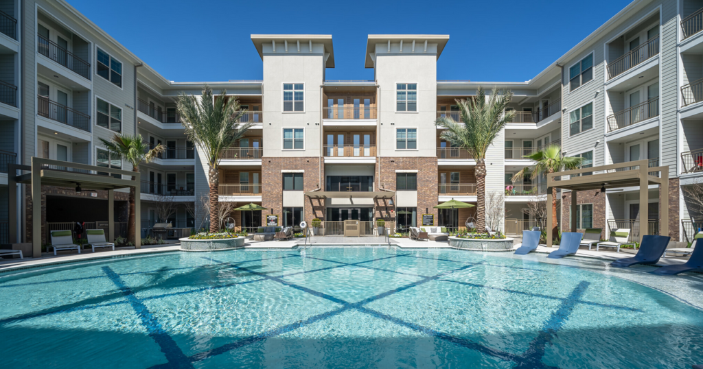 Westerly Apartments Houston